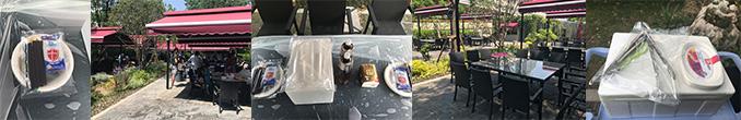 上海バーベキューの安心お肉